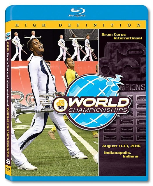 【マーチング ブルーレイ】2016 DCI World Championships Vol.1(World Class1-12)