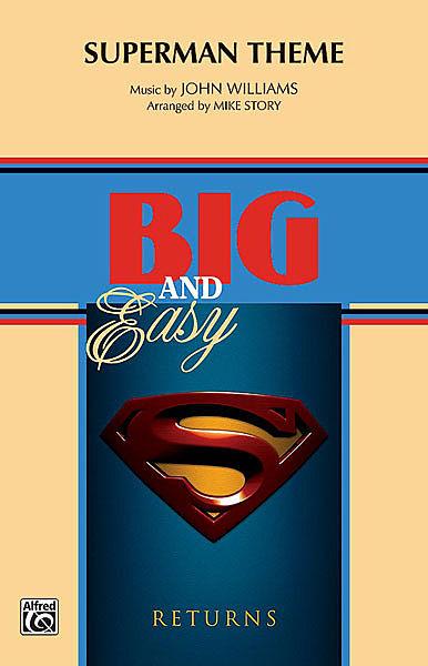 【マーチング 楽譜】スーパーマンのテーマ