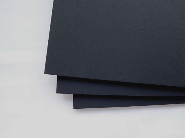 ブラックタック片面粘着の写真