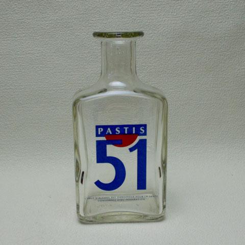 """""""PASTIS 51"""" パスティス51  ガラス水差し(レッド)"""