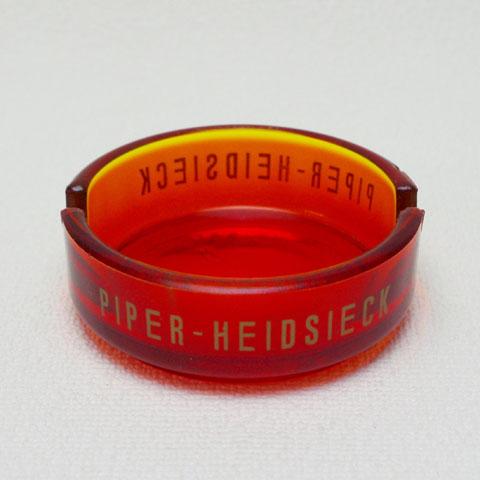 Piper-Heidsieck パイパー エドシック シャンパーニュ 灰皿