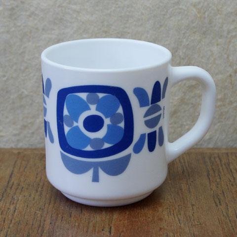"""アルコパル""""Mobile"""" モービル マグカップ (ブルー)"""