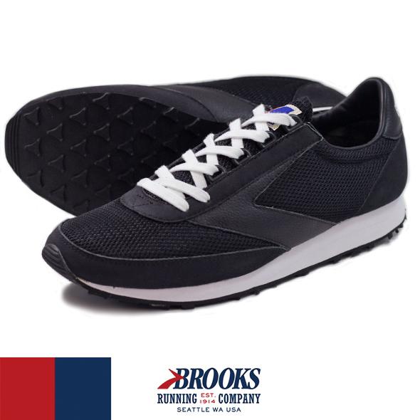 BROOKS ブルックス HERITAGE VANTAGE ヘリテージ バンテージ BLACK (001)