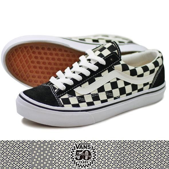 VANS バンズ 50th OLD SKOOL OG CHECKER