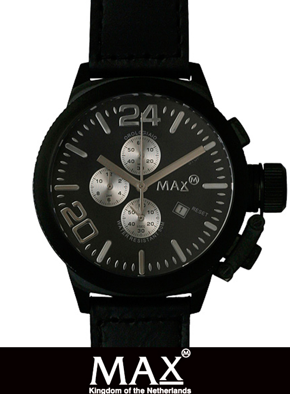 MAX XL WATCH 5-MAX 524 BLACK/BLACK/BLACK