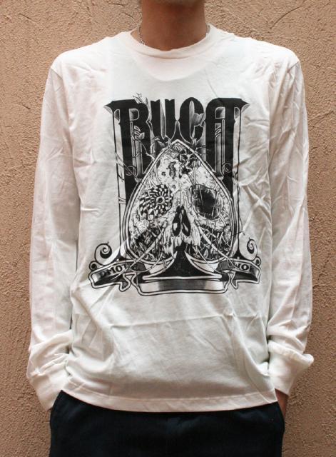 RVCA L/S ANP Tシャツ Dmote/Ewok (VWT)