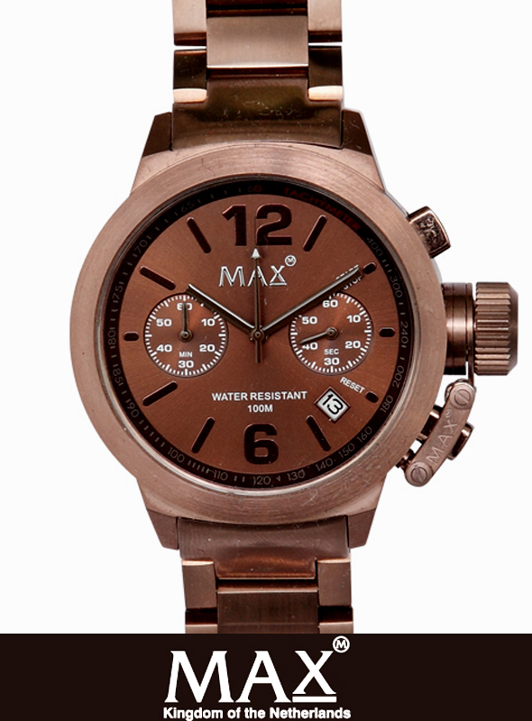 MAX XL WATCH 5-MAX 578 BROWN