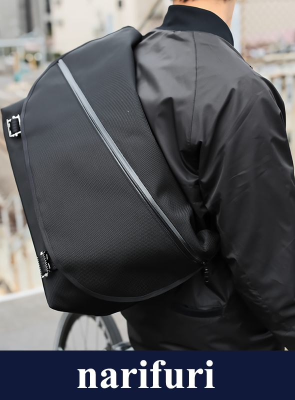 narifuri ナリフリ Messenger bag M (NF932)