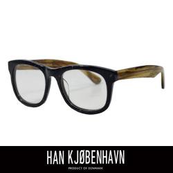 HAN KJOBENHAVN ハン コペンハーゲン WOLFGANG サングラス GRANITE/HORN/CLEAR