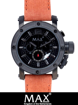 MAX XL WATCH 5-MAX 672 BLACK