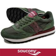 Saucony ���å��ˡ� Jazz Original ���㥺 S2044-374 GREEN/BURGUNDY
