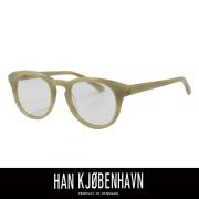 HAN KJOBENHAVN ハン コペンハーゲン TIMELESS サングラス BONE/CLEAR