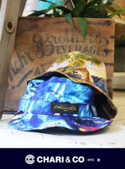 CHARI&CO ����ꥢ��ɥ��� ���� BUCKET HAT