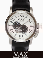 MAX XL WATCH 5-MAX 530 Silver/White