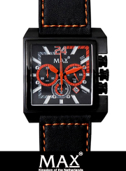 MAX XL WATCH MAX 5-MAX 525 Black/Orange