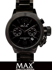 MAX XL WATCH 5-MAX 577 BLACK/BLACK