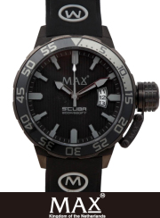 MAX XL WATCH 5-MAX 695 Black/Gray