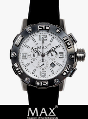 MAX XL WATCH 5-MAX 690 WHITE /BLACK