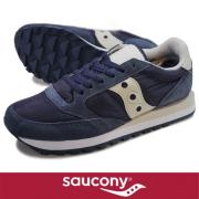 Saucony ���å��ˡ� Jazz Original ���㥺 S2044-373 NAVY/OFF WHITE