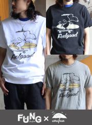 anapau(���ʥѥ�)��SNOOPY Feelgood T-Shirts