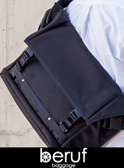 beruf ベルーフ RUSH MESSENGER BAG HD