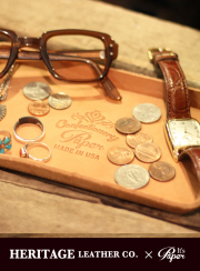 ��HERITAGE LEATHER��paper�� LEATHER TRAY