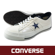 CONVERSE ����С��� ONE STAR J ����� J WHITE/NAVY