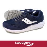 Saucony ���å��ˡ� GRID9000  Navy/White