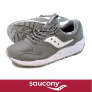 Saucony ���å��ˡ� GRID9000 Gray/White