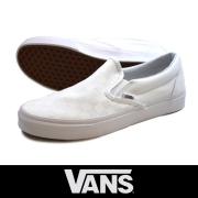 VANS �Х� Classic slipon(checkerbord) True/White