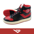 PONY ポニー CITY WINGS HIGH   BLACK/RED