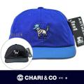 CHARI&CO チャリアンドコー 6 PANEL NY CAT STARTER CAP 【全2色】