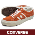 CONVERSE コンバース STAR&BARNS SUEDE  ORANGE/WHITE