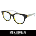 HAN KJOBENHAVN ハン コペンハーゲン STATE サングラス CARAMEL/GREY/CLEAR