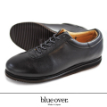 blueover ブルーオーバー marco マルコ Smooth Leather BLACK