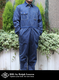 RRL ダブルアールエル IRON HORSE COVERALL  LIMITED EDITION