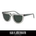 HAN KJOBENHAVN ハン コペンハーゲン HAUSS GREY/SUN(GREEN)