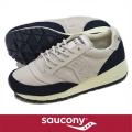 Saucony サッカニー JAZZ 91 LT.BEIGE/NAVY
