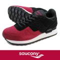 Saucony サッカニー Shadow Original  SUEDE BLK/RED S70257-4