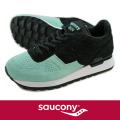 Saucony サッカニー Shadow Original  SUEDE BLK/MINT S70257-6