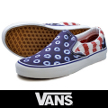 VANS バンズ Classic Slip-on Dyed Dots&Stripes