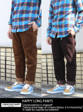 COOCHU CAMP HAPPY LONG PANTS