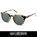 HAN KJOBENHAVN ハン コペンハーゲン TIMELESS CLIPON ARMY/SUN(GREEN)