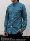 J.CREW B.Dドットシャツ