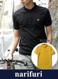 【narifuri x Fred Perry】shadow dot polo shirt(NFFP-08)