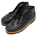 RUSSELL SPORTING CRAYS CHUKKA  BLACK (Paper別注)