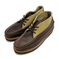 RUSSELL SPORTING CRAYS CHUKKA CHOCO/TAN(Paper別注)