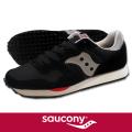 Saucony サッカニー DXN Trainer DXN トレーナー BLACK/GRAY