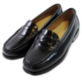 G.H.BASS バス WEEJUNS レディース PENNY BLK
