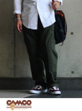 CAMCO カムコ New Rip Stop Cotton OD Pants(MADE IN USA)